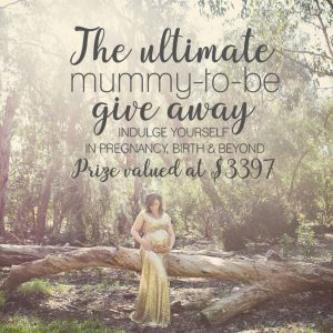 The Ultimate Mummy-to-Be Giveaway!